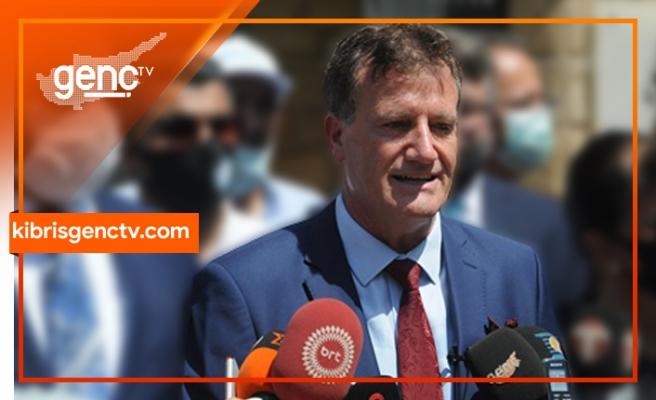 """Arıklı: """"Ercan Havalimanı'nın adının değiştirilmesi düşünülemez"""""""