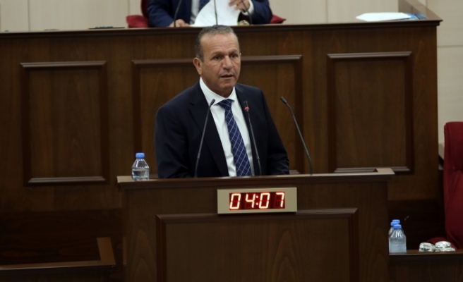 """Ataoğlu: """"İvedilikle hükümet kurulup, bütçe Meclis'e getirilmeli"""""""