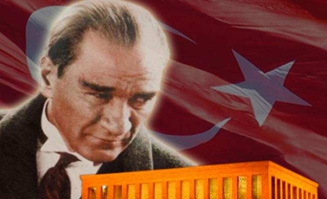 Atatürk ölümünün 82. yıl dönümünde KKTC'de de törenlerle anılacak