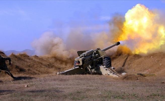 Azerbaycan ordusu 1 kasaba, 48 köy ve 8 stratejik tepeyi daha işgalden kurtardı