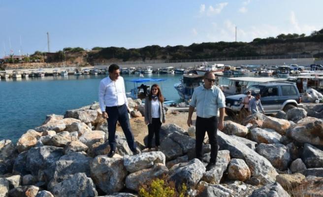 Balıkçı barınıkları yeniden düzenleniyor
