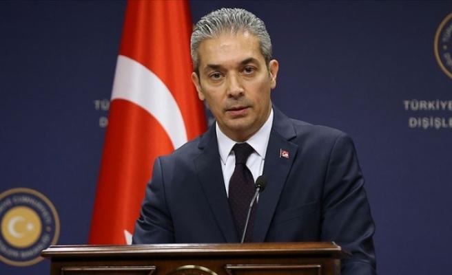 Borrell'inKıbrıs meselesine ilişkin açıklamasına Türkiye Dışişleri'nden tepki