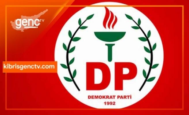 """DP, """"Demokrasi ve İrade"""" yürüyüşüne katılmayacak"""