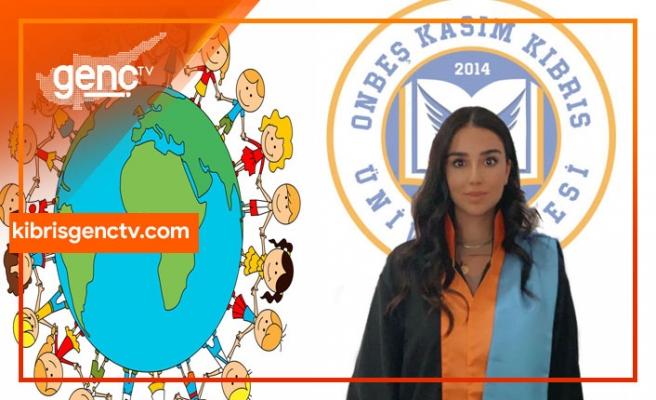 """Dr. Cansu Meryem Birinci,Dünya Çocuk Hakları Günü mesajı: """"218 milyon çocuk işçiliğe zorlanmaktadır"""""""