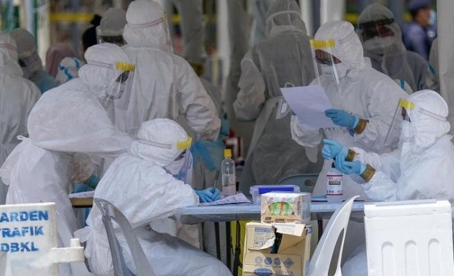 Dünya genelinde koronavirüs tespit edilen kişi sayısı 58 milyona yaklaştı