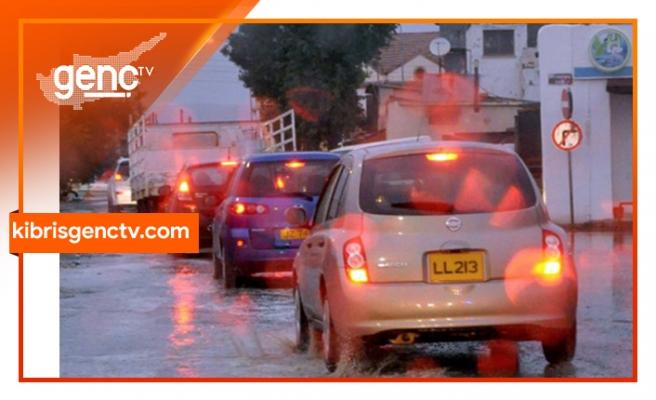 En çok yağış hangi bölgeye düştü?