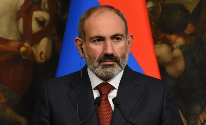 """Ermenistan Başbakanı Paşinyan: """"Bildiriyi imzalamaktan başka şansım yoktu"""""""