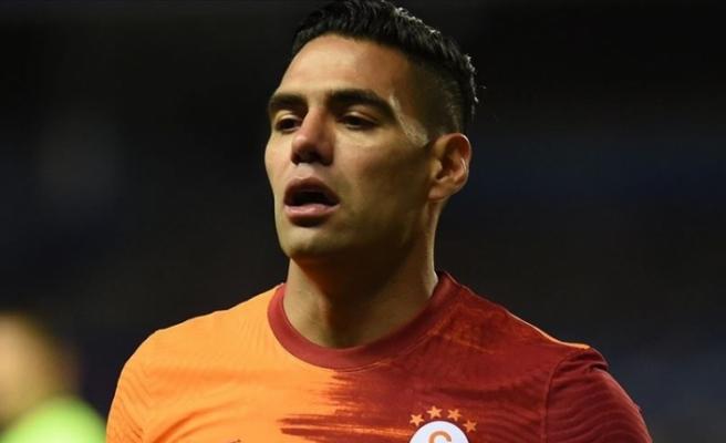 Galatasaray'da Falcao şoku