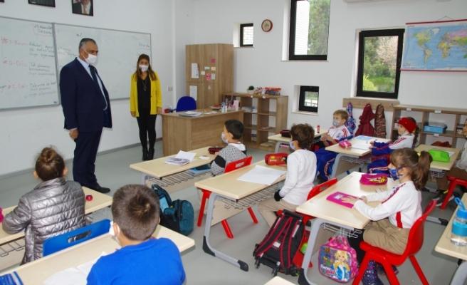 Girne Bölgesindeki okullara ziyaret