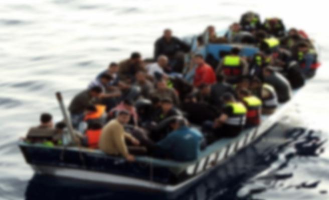 Güneyde 4 gün içerisinde 3.kez kaçak mülteci
