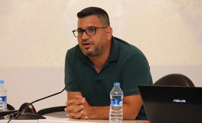 """Hasan Sarpten: UBP'yi geleceğe taşıyacak tek isim kaldı… """"O da Ali Pilli"""""""