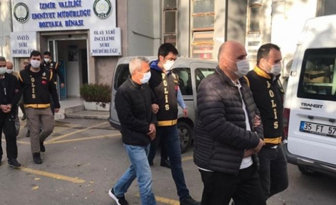 İzmir'de deprem soruşturması: 9 şüpheli adliyeye sevk edildi