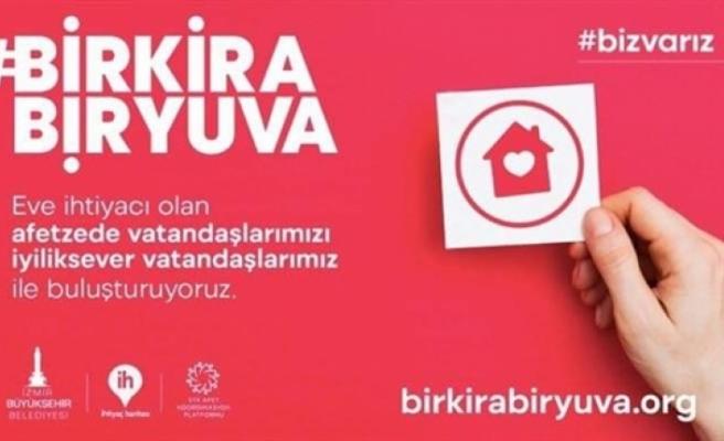 İzmir için kampanya