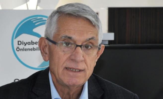 Kuzey Kıbrıs'ta Diyabetli ortalaması dünya ortalamasının 3 katı