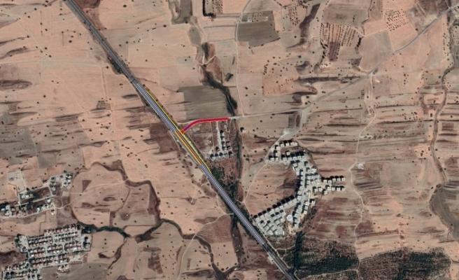 Lavinium Sitesinde anayol üzerinden geçiş yolu yapılacak