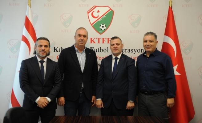 LTTFF Başkanı Ercen'den Sertoğlu'na ziyaret