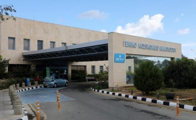 Mağusa Genel Hastanesi'nde 62 hastanın tedavisi sürüyor