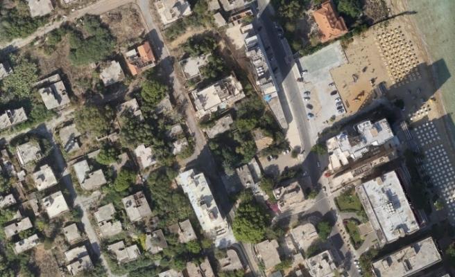 Maraş'ın havadan fotoğrafları çekildi