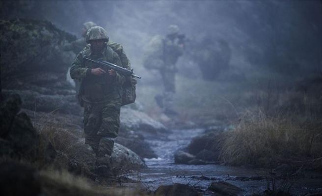 Pençe Harekatı bölgesinde 2 asker şehit oldu, 1 asker yaralandı