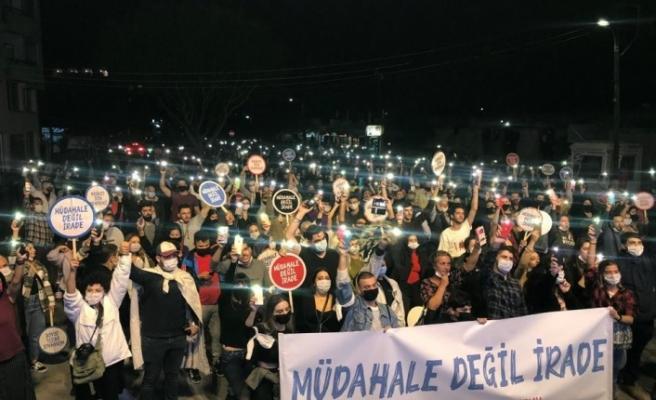 """Rum partilerden """"Demokrasi ve İrade Yürüyüş"""" ile ilgili yorumlar"""