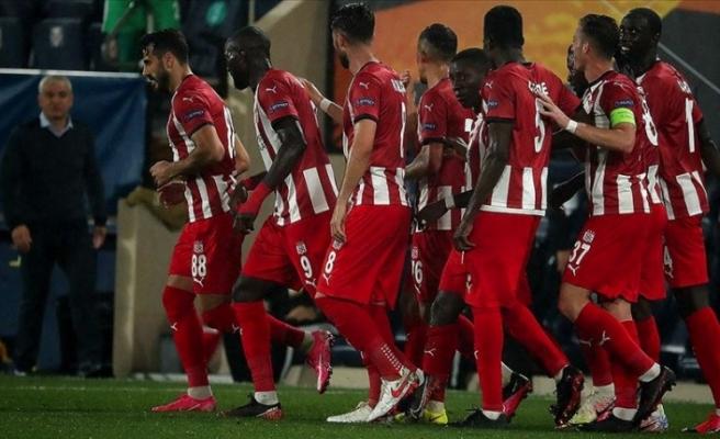 Sivasspor Avrupa'da 11. maçına çıkıyor