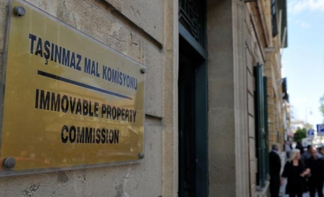 Taşınmaz mal komisyonuna ait veriler