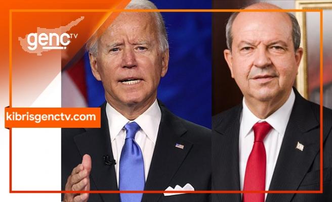 Tatar, ABD Başkanlığına seçilen Biden'ı kutladı