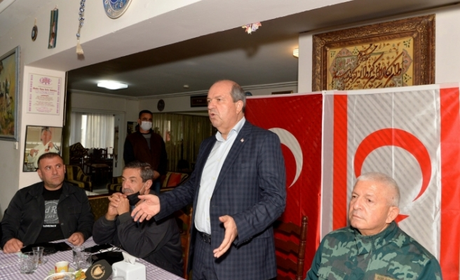 """Tatar: """"Birlik ve beraberliği korumalıyız"""""""