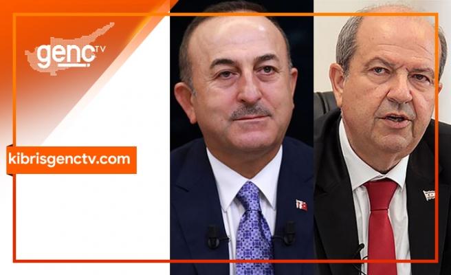 Tatar, Çavuşoğlu ile telefonda görüştü