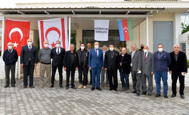 """Tatar: """"Devlet olmayı sonuna kadar hak eden bir halkız"""""""
