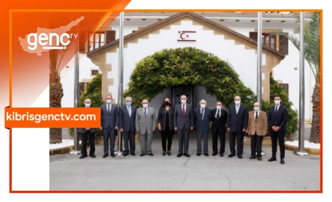 """Tatar: """"Kıbrıs'ta 2 ayrı devlet olması bir gerçeklik"""""""