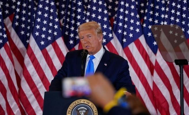 """Trump'ın seçim ekibi: """"Seçimler henüz bitmedi"""""""