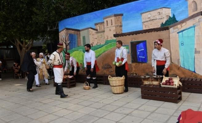 TUFAD'dan Lefke'de etkinlik