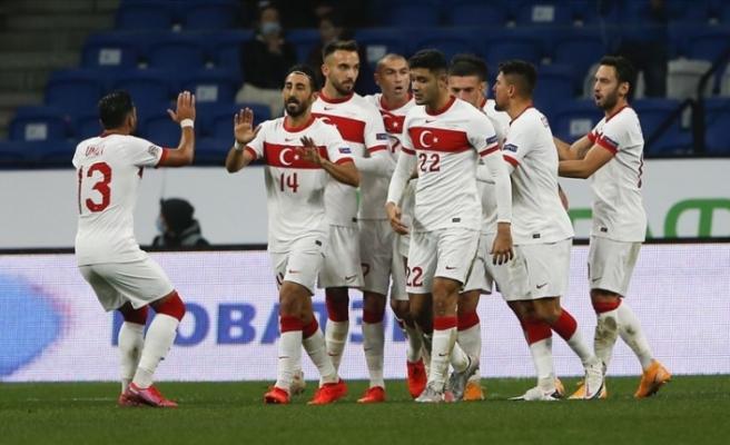 Türkiye A Milli Futbol Takımı'nda aday kadro açıklandı