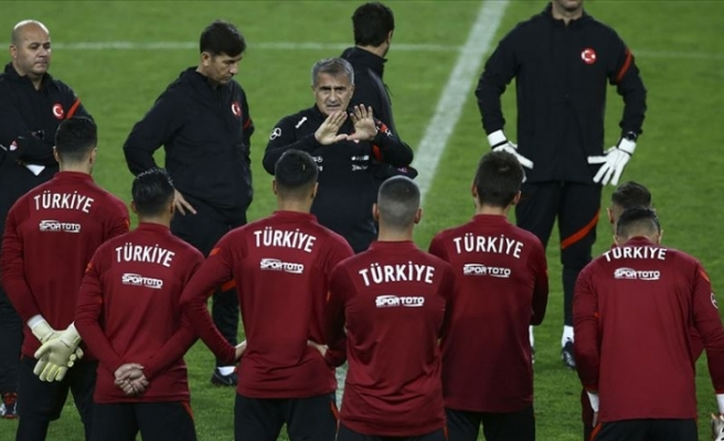 Türkiye A Milli Futbol Takımı toplanıyor