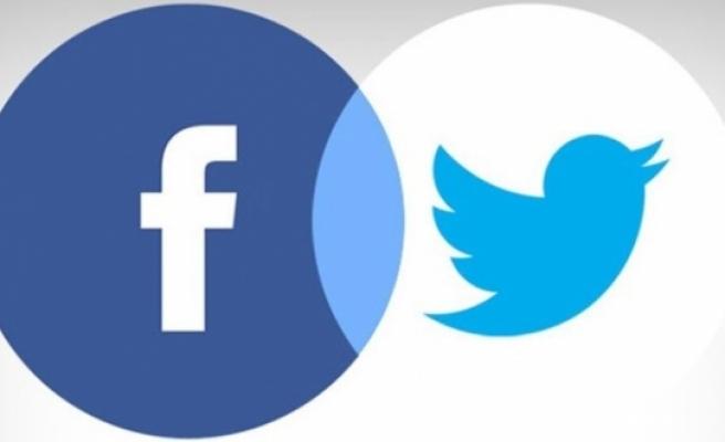 Twitter ve Facebook çok sayıda haber hesabını askıya aldı