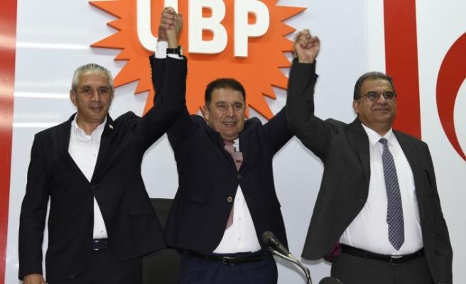 UBP'de Kurultayın ertelendiği açıklandı