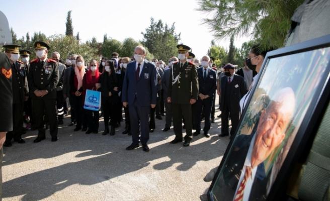 Vural Türkmen, sonsuzluğa uğurlandı...