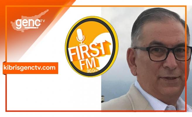 YYK Başkanı Üstün'den First Fm'e kutlama