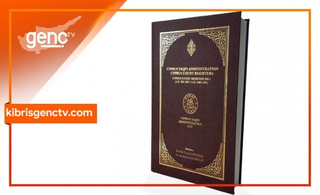 1 Numaralı Şer'iyye Sicili  İngilizcesini yayımladı