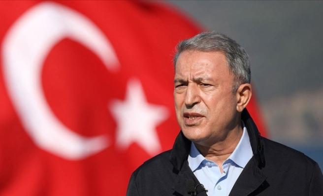 """Akar: """"Kıbrıs'ta tüm sorunlara diyalogla çözüm bulunmasından yanayız"""""""
