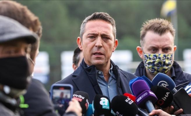 """Ali Koç: """"Türkiye'de ciddi bir hakem krizi var"""""""