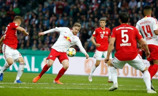 Almanya'da 6 gollü maçta kazanan çıkmadı