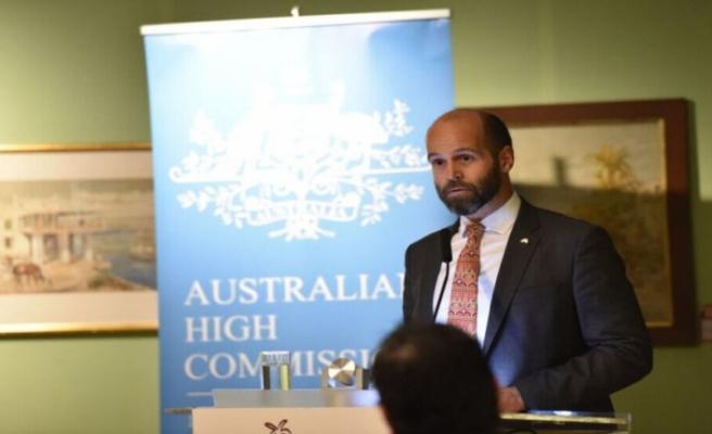 Avustralya Yüksek Komiserinden Kıbrıs Sorunu açıklaması
