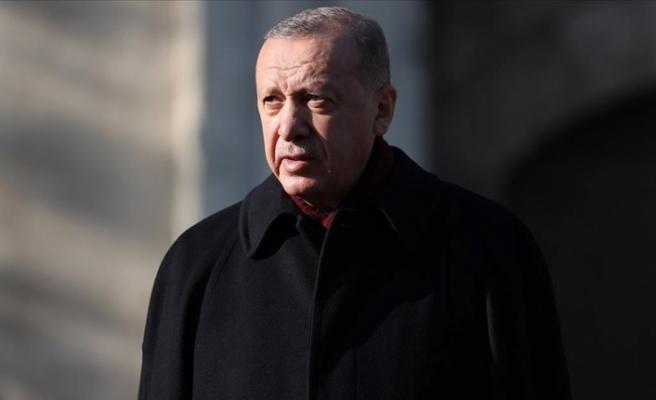 """Erdoğan: """"Aşı olma konusunda herhangi bir sıkıntım söz konusu değil"""""""