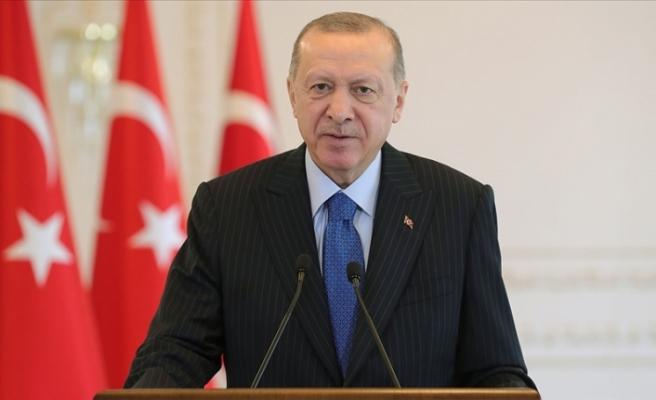 Erdoğan, Noel Yortusu dolayısıyla yayımladığı mesaj yayınladı