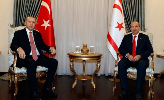 Erdoğan, Tatar'ın yeni yılını kutladı