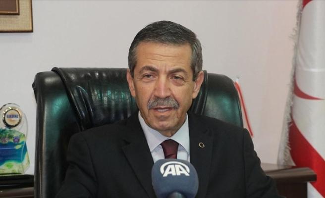 """Ertuğruloğlu: """"Maraş açılımı kesinlikle devam edecek"""""""