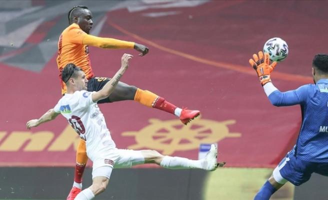 Galatasaray yenilgiyi unuttu