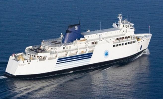Güneyde Yunanistan ile feribot seferleri için ihaleye çıkıldı